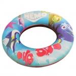 "Disney Nemo Swim Ring Size 22 "" ห่วงยาง ลายนีโม่ ขนาด 22 นิ้ว"