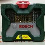 ชุดดอกสว่าน Bosch 40 ชิ้น