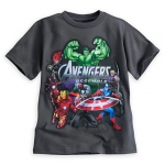 z Avengers Assemble Tee for Boys
