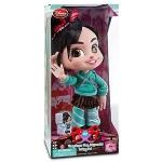 Z Disney Wreck-It Ralph Vanellope Von Schweetz Talking Doll