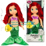 ฮ Disney Animators' Collection Ariel Doll - 16''