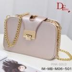 กระเป๋านำเข้า แบรนด์ Maomaobag ของแท้ 100% กระเป๋าประดับอะไหล่ทอง หนัง PU คุณภาพดี