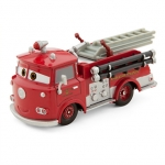 Z Red Die Cast Fire Engine - Cars 2