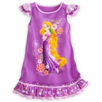 Disney Rapunzel Nightshirt for Girls Size2