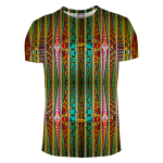 เสื้อยืดพิมพ์ลาย MR.GUGU & Miss GO : Aztec T-Shirt