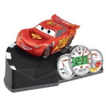 z Disney Pixar Cars Lightning McQueen Start Your Engines Animated Talking Alarm Clock