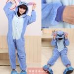 [Preorder] ชุดคอสตูม Stitch มีสีชมพู / สีฟ้า มีไซส์เด็ก,ผู้ใหญ่