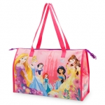 Disney Princess Zippered Reusable Tote