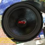 ลำโพงซับวูฟเฟอร์ 15 นิ้ว ยี้ห้อ MDS รุ่น MD-1570