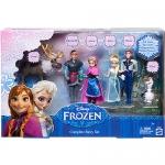 Z Disney Frozen small doll complete story set from USA แท้100 นำเข้าจากอเมริกา