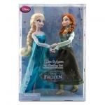 Anna and Elsa Doll Ice Skating Set - Frozen - 12''