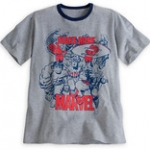 z Marvel Comics tee for men