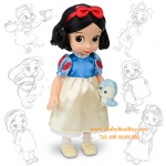 z Disney Animators' Collection Snow White Doll - 16'' (พร้อมส่ง)