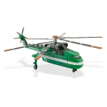 Planes Fire & Rescue - Windlifter Deluxe Die Cast Helicopter