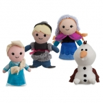 Frozen Finger puppet set from Disney USA แท้100% นำเข้าจากอเมริกา