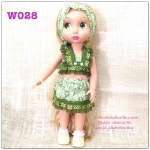 z W028 เสื้อผ้า Disney Animators' Collection Doll - 16'' (พร้อมส่ง)