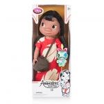 Disney Animators' Collection ฺLilo Doll - 16'' ตุ๊กตา ลิโล่ สูง16นิ้ว ของแท้ นำเข้าจากอเมริกา