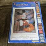 จิ๊กซอว์ 1000 ชิ้น mosaic art mickey mouse