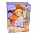 Z Fisher Price ทิกเกอร์ (Tigger) ตุ๊กตา กล่อมนอน Disney มีเสียงเพลง มีไฟ ช่วยกล่อมลูกน้อยให้นอนง่าย