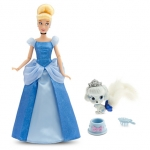 z Cinderella Palace Pet Doll Set