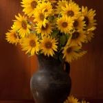 จิ๊กซอว์ 54 ชิ้น แจกันดอกไม้