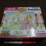 จิ๊กซอว์ 96 ชิ้น Barbie