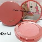 ++พร้อมส่ง +ลด 30% Tarte Amazonian Clay 12-hour blush Blissful (warm peach)