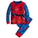 z Ultimate Spider-Man PJ Pal for Boys (size:3)