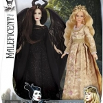 z Disney Royal Coronation Doll 2-pack with MALEFICENT and AURORA