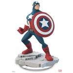 z Captain America Figure - Disney Infinity: Marvel Super Heroes (2.0 Edition)