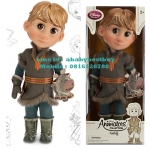 Frozen Disney Animators' Collection Kristoff Doll - Frozen - 16''