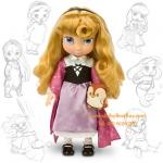 z Disney Animators' Collection Aurora Doll - 16'' (พร้อมส่ง) ตุ๊กตาดีสนีย์ แอนิเมเตอร์ เจ้าหญิงออโรล่า รุ่นเก่า (รุ่นแรก)
