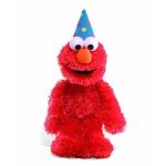 z Happy Birthday Elmo with Sound Sesame Street ของแท้ นำเข้าจากอเมริกา