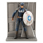 z Captain America Unmasked - Marvel Select - 7''