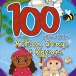 100 Action Songs and rhymes DVD แผ่นละ 30 บาท