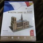 จิ๊กซอว์ 3D 117 ชิ้น Saint patrick's cathedral