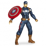 z Captain America Shield Storm Action Figure - 10''