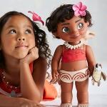 Disney Moana Toddler Doll - 15'' ของแท้ นำเข้าจากอเมริกา