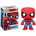 z The amazing Spider-man 2 POP vinyl bobble-head figure by funko