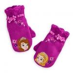 z Sofia Knit Gloves for Girls