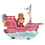 z Jake and the Never Land Pirates Izzy Pullback Toy with Sound