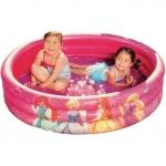 Disney Princess Ring pool 4 Foot สระว่ายน้ำเป่าลม เจ้าหญิงดิสนีย์ ดิสนีย์แท้ ลิขสิทธิ์แท้ 4 ฟุต