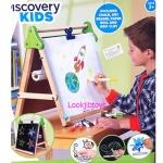 กระดาน 2 หน้า Discovery Kids(ไวท์บอร์ด-กระดานดำ)