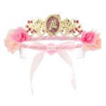 Z Aurora Tiara for Girls