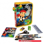 z Jake and the Never Land Pirates Zip-Up Stationery Kit