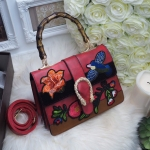 กระเป๋า Fashion NO Logo งานปัก นูน 3 มิติ งานสวยสุดไฮคลาส วัสดุหนัง canvas