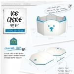 Creamhaus Ice Castle Up คอกกั้นเด็ก คอกเบาะ 7 ฟังก์ชั่น ใช้เป็นเบาะรองคลาน กั้นเตียง PLAYMAT ใช้เป็นบ่อบอล และโซฟาได้