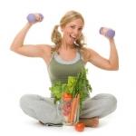 สิ่งที่ควรกินหลังออกกำลังกาย