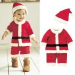 ชุดซานต้า พร้อมหมวก