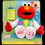 z Ready for School Elmo